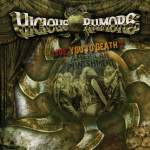Vicious Rumors - Live You To Death 2 (American Punishment) Artwork