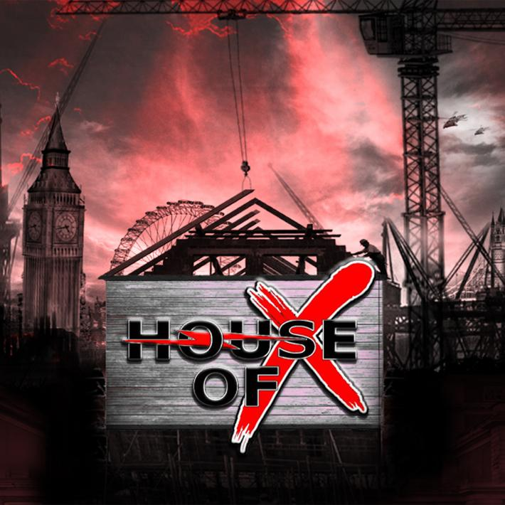 House Of X - House Of X (Artwork)