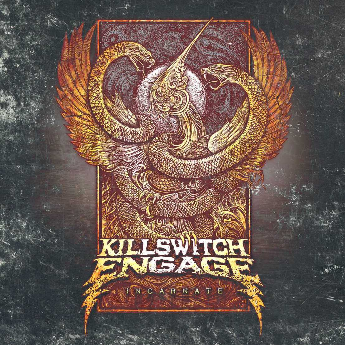 Killswitch Engage - Incarnate Artwork