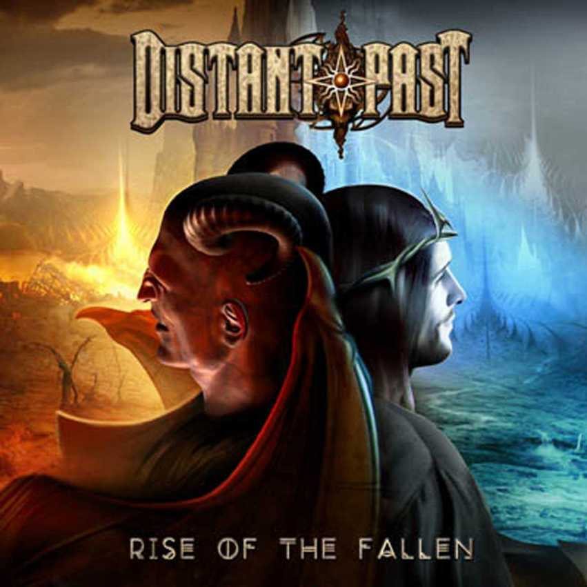 Distant Past - Rise Of The Fallen Artwork