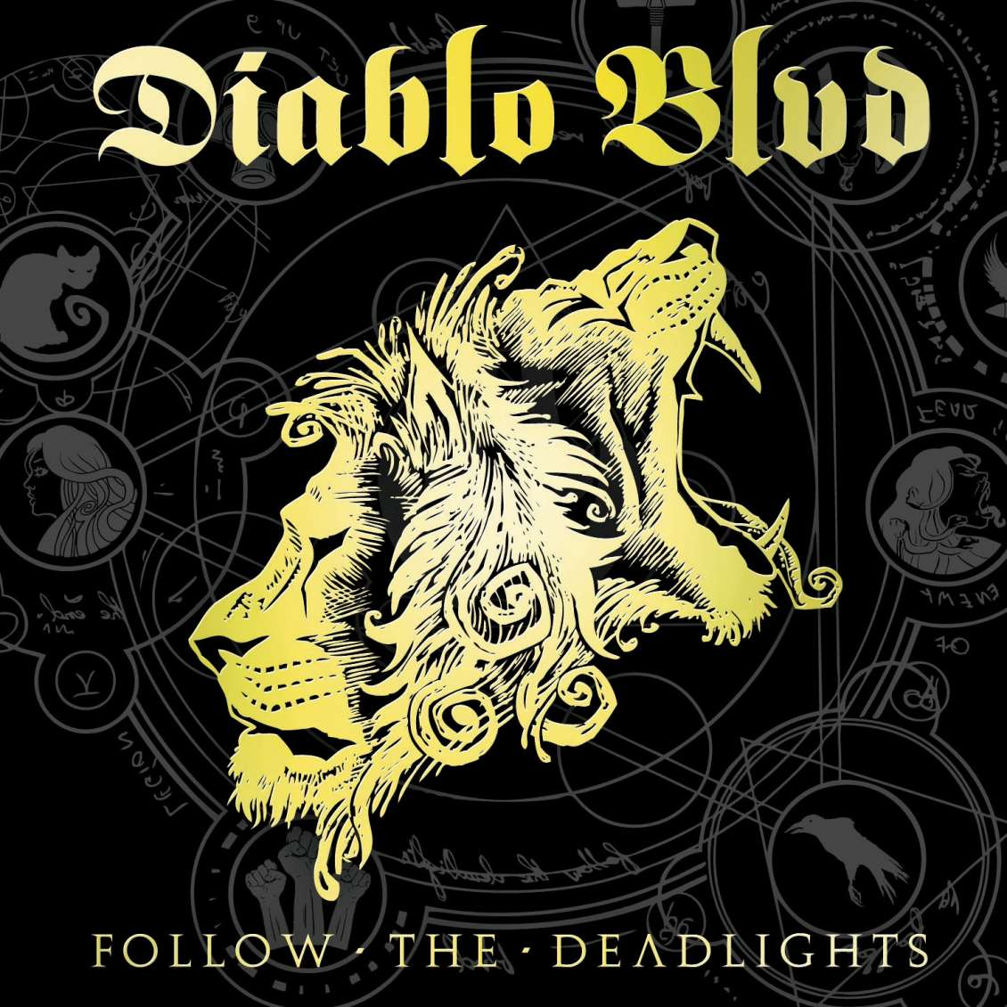 Diablo BLVD - Follow The Deadlights Artwork