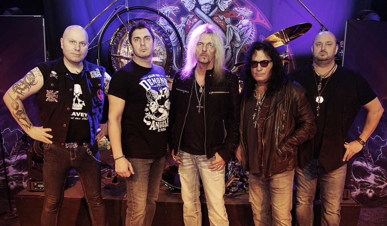 Axel Rudi Pell und Band