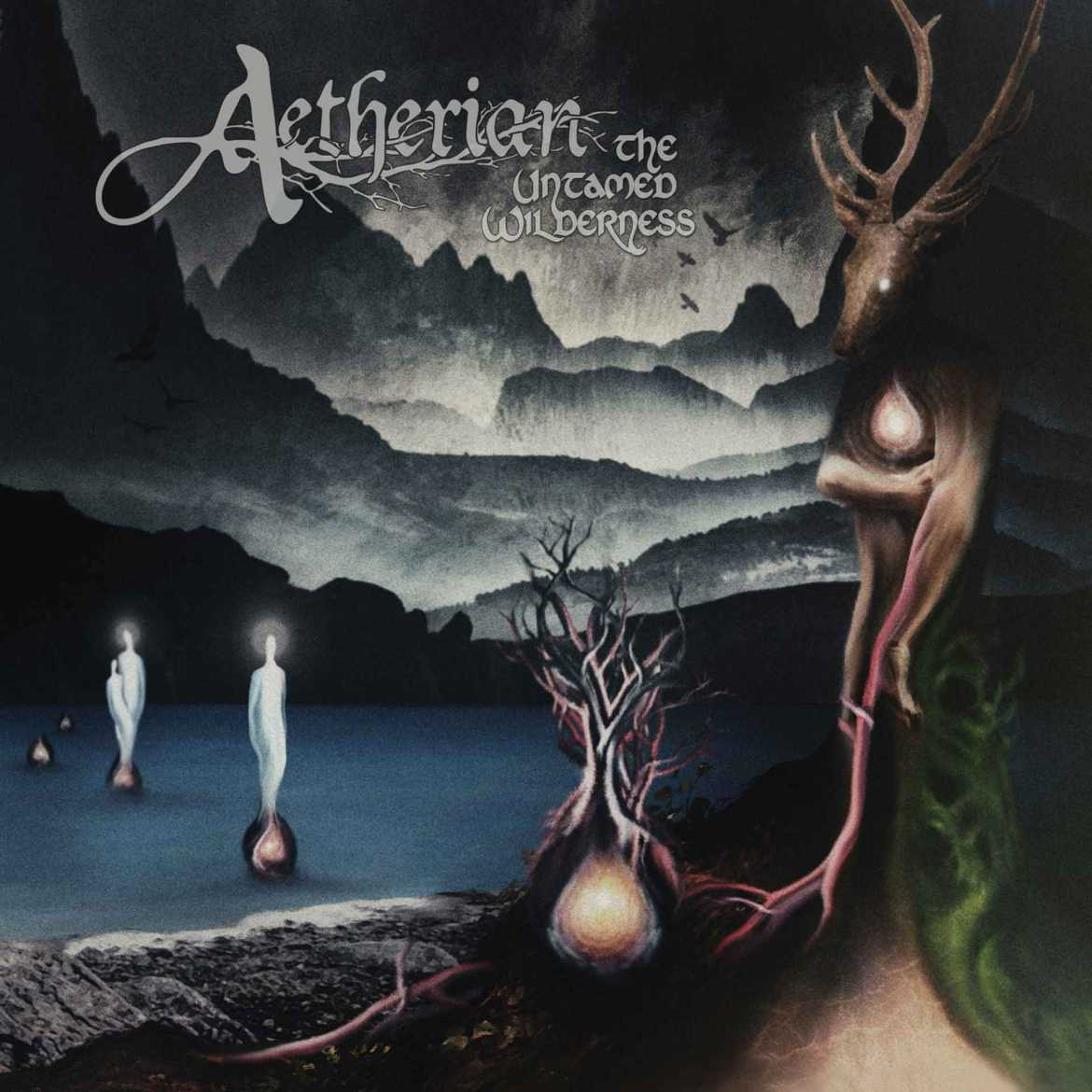 Aetherian - The Untamed Wilderness Artwork
