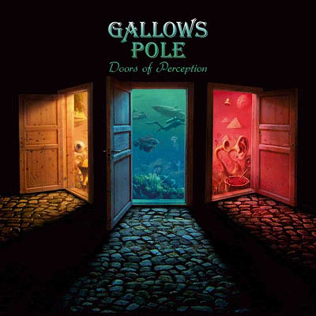 Gallows Pole - Dorrs Of Perception Artwork