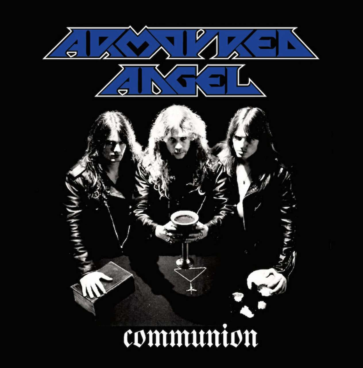 Armoured Angel - Communion (Re-Release) Artwork