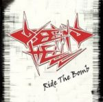 Creeping Hell - Ride The Bomb Artwork