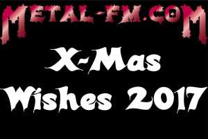 Metal-FM.com X-Mas Wishes 2017